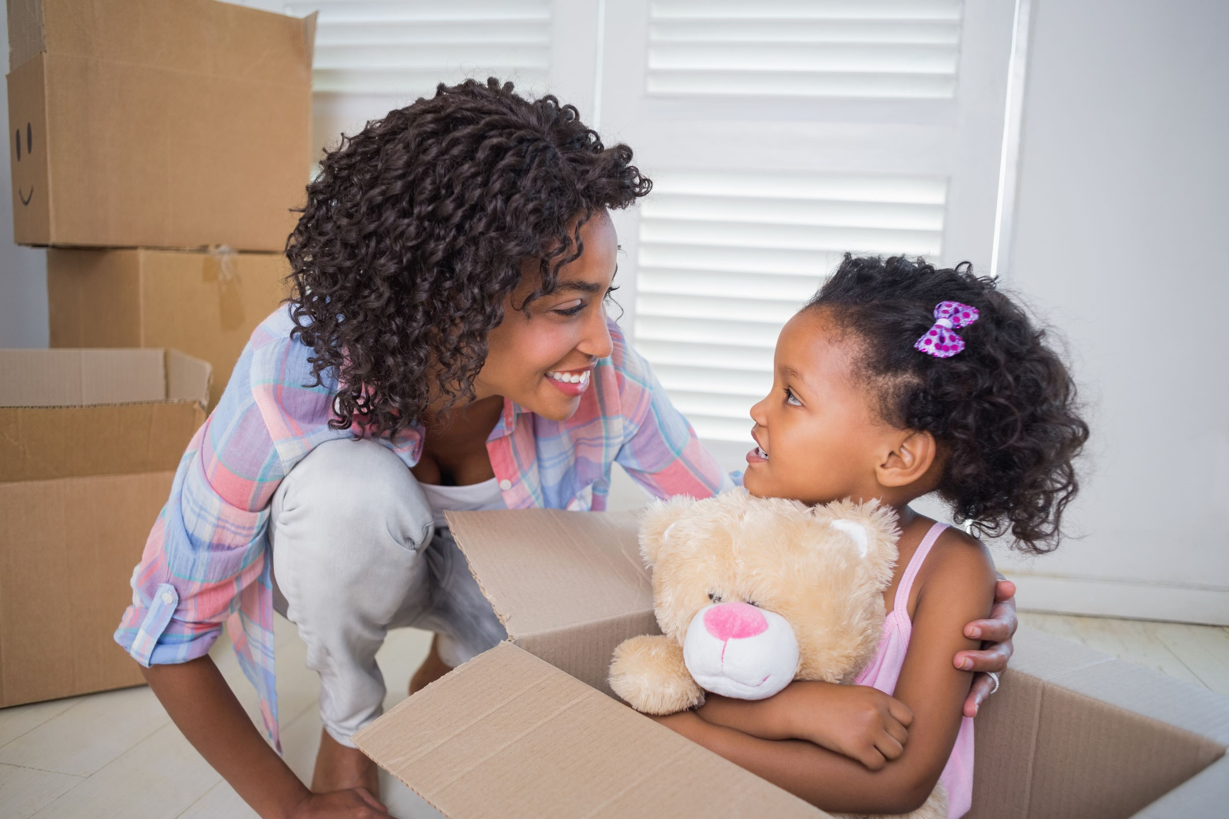Relocating with Children After Divorce—How Does it Work?